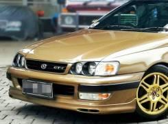 Губа передняя (сток) Toyota Corona 190 Caldina 191 195