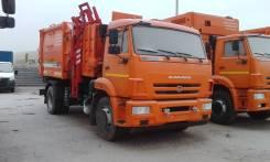 Мусоровоз МК-4551-02 / МК-4552-02 Камаз-43253