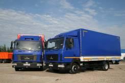 Борт тент 4х2 МАЗ 4371С0-522-000 Зубренок