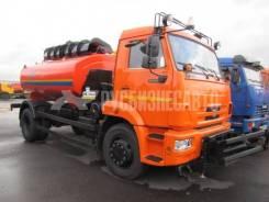 Дорожно-комбинированная машина Коммаш КО-806