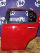 Дверь Toyota Passo [R40], левая задняя