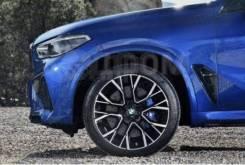 Новые разноширокие диски на BMW X5 X6