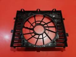 Диффузор радиатора Volkswagen Touareg 2010-2018 [7P0121205B] 7P5 CASD
