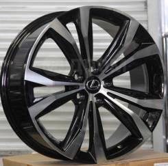 Новые диски на Lexus RX 200t 300 350