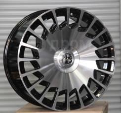 Новые диски на Mercedes Maybach