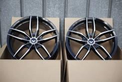 Новые разноширокие диски Vorstainer! Mercedes Audi Skoda Vorsteiner