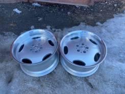 Новые разноширокие диски на Mercedes Monoblok