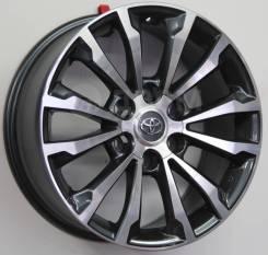 Новые диски на Toyota Land Cruiser Prado Lexus GX