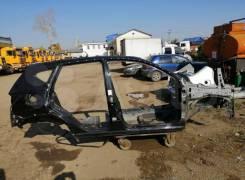 Лонжерон правый Nissan Qashqai J10 2007-2010