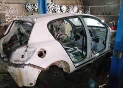 Кузов четверть Opel Astra H 2008