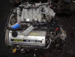 Двигатель+КПП Nissan VQ30DE, 3000 куб. см Контрактная Nissan [241332]