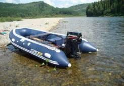 Лодка Solar 420 strela jet tunnel новая.