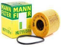 Масляный фильтр MANN-Filter HU711/51X в Хабаровске