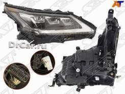 Фара Lexus LX450D/LX570 15- LED RH адаптивная, под два блока SAT [ST31211570R], правая