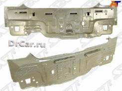 Панель кузова задняя KIA RIO 10-17 4D SAT [STKA470630]