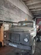Продается грузовая цистерна на шасси ГАЗ 5201