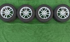 Фирменные литые диски EuroMagic из Японии, без пробега по РФ.