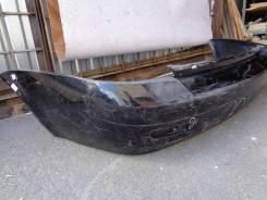 Lada Priora бампер задний с отверстиями под датчики парковки седан б/у