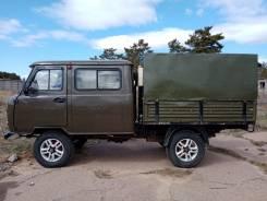 УАЗ-33094 Фермер, 2007