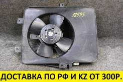 Вентилятор охлаждения радиатора ВАЗ 2110/11/12/70 [OEM 2110-1309016]