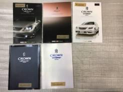 Каталог, книга Toyota Crown Athlete Hibrid