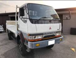 Продам ПТС mitsubishi canter 4wd , fg538b 1995 г с железом