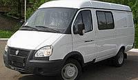 Фургон бортовой ГАЗ ГАЗель 2705