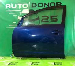 Дверь Toyota Prius 2005 [6700247040] NHW20 1NZ-FXE, передняя левая