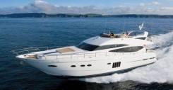 Моторная яхта Princess 78