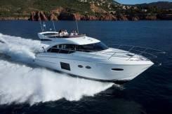 Моторная яхта Princess 52