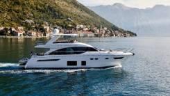 Моторная яхта Princess 68