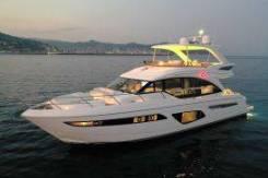 Моторная яхта Princess F62