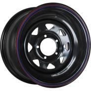 Колесный диск Navara/Pathfinder 8x16/6x114.3 D66.1 ET Black ORW