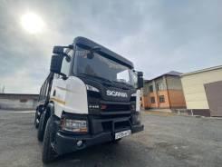 Услуги самосвала Scania P440
