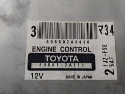 Блок EFI Toyota 89661-2A111