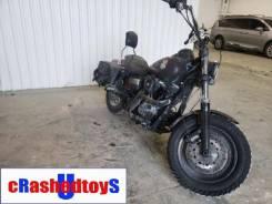 Harley-Davidson Dyna Fat Bob FXDF 06117, 2009
