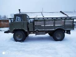 ГАЗ 66-01, 1982