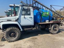 ГАЗ 3308 опылялка