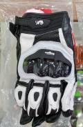 Продам мотоциклетные перчатки (кожаные).