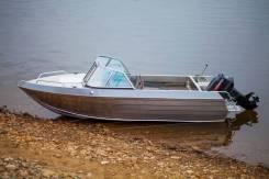 Моторная лодка Тактика-430