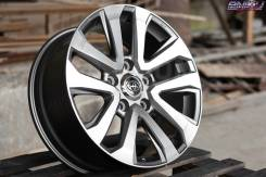 Штатные диски для Toyota Land Cruiser 200 R20 J8.5 ET45 5*150 08.05