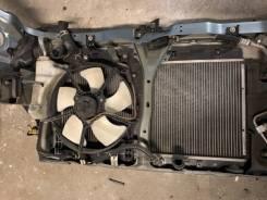 Радиатор охлаждения Honda Fit GD1