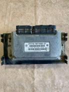 Блок управления двигателем ЭБУ ВАЗ 21114141102031