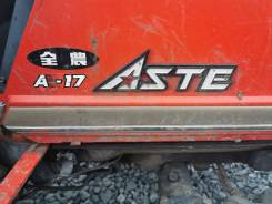 Японский минитрактор Kubota ASTE A-17 в разбор .