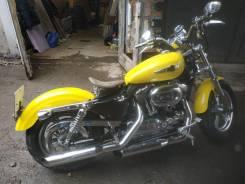 Harley-Davidson Sportster 1200, 2012