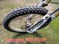 Yamaha WR 450F, 2006