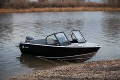 Лодка моторная Салют - 480 NEO PRO