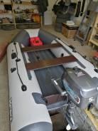 Комплект лодка +мотор