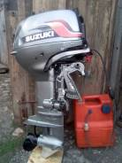 Продам лодочный мотор сузуки DT 20