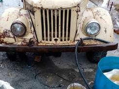ГАЗ 69, 1962